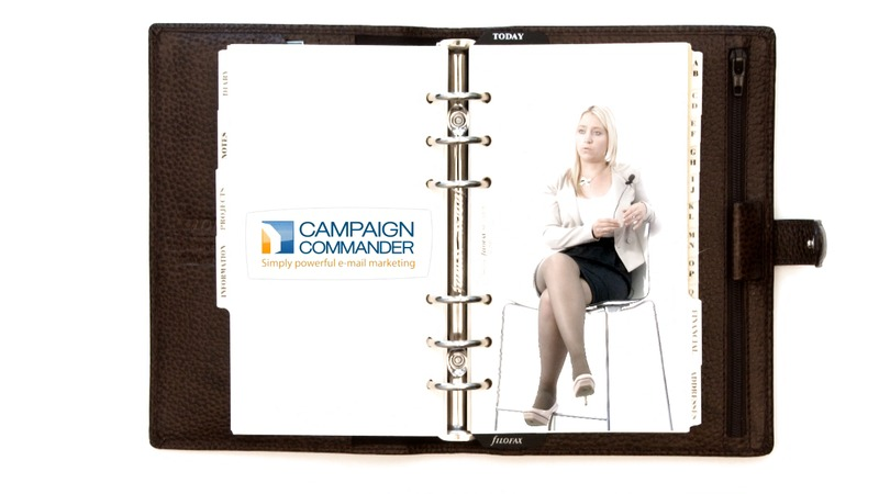 Email + Social + Storytelling, case study med Filofax