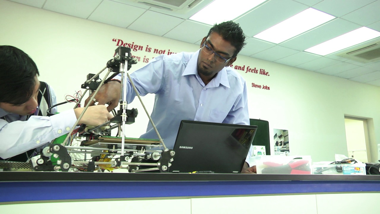 MDIS School of Engineering – Interview with Dr David Bell