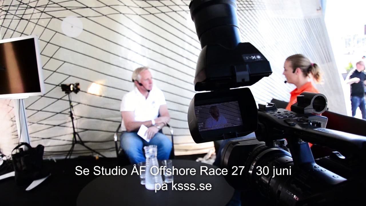 Trailer Studio ÅF Offshore Race 2013