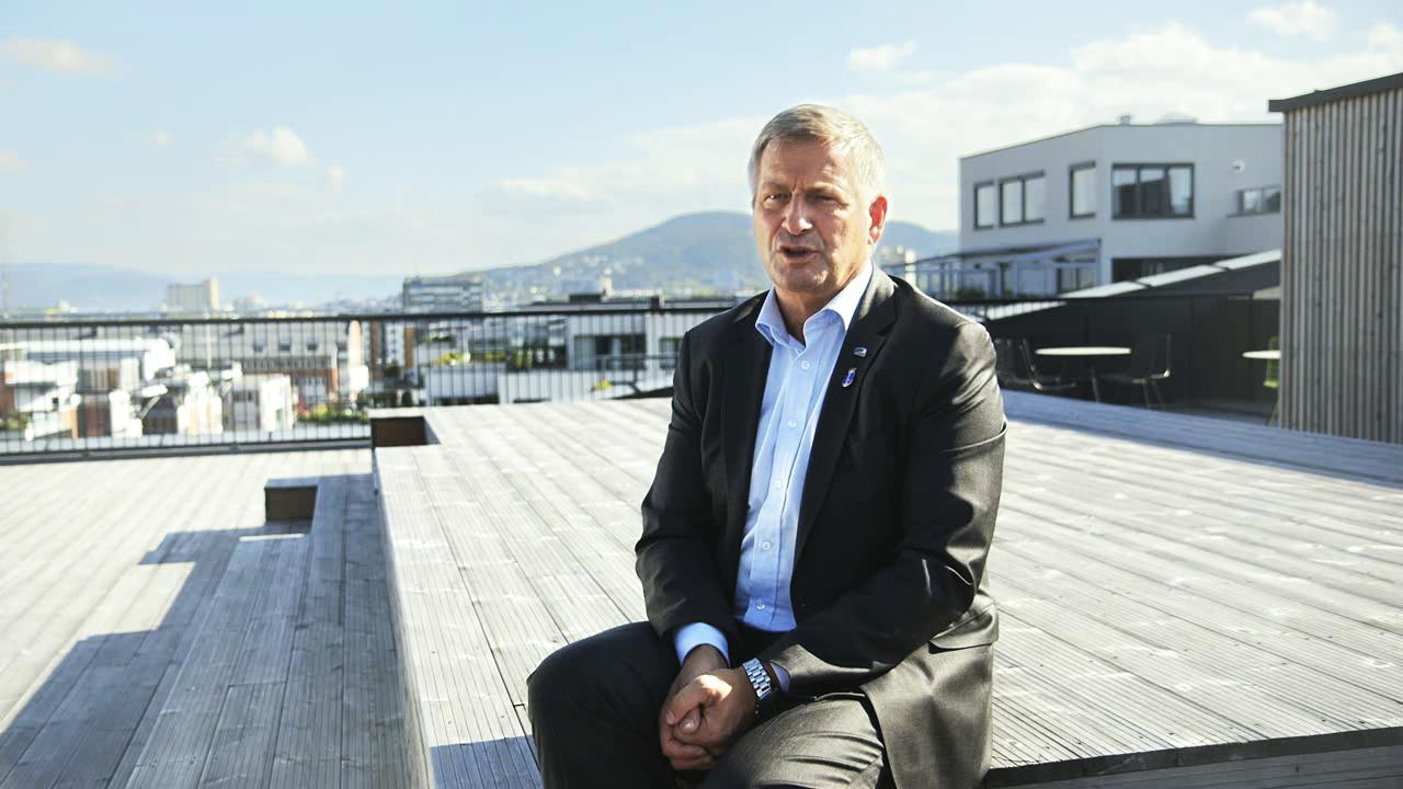 Energismarte bygg - Tore Opdal Hansen