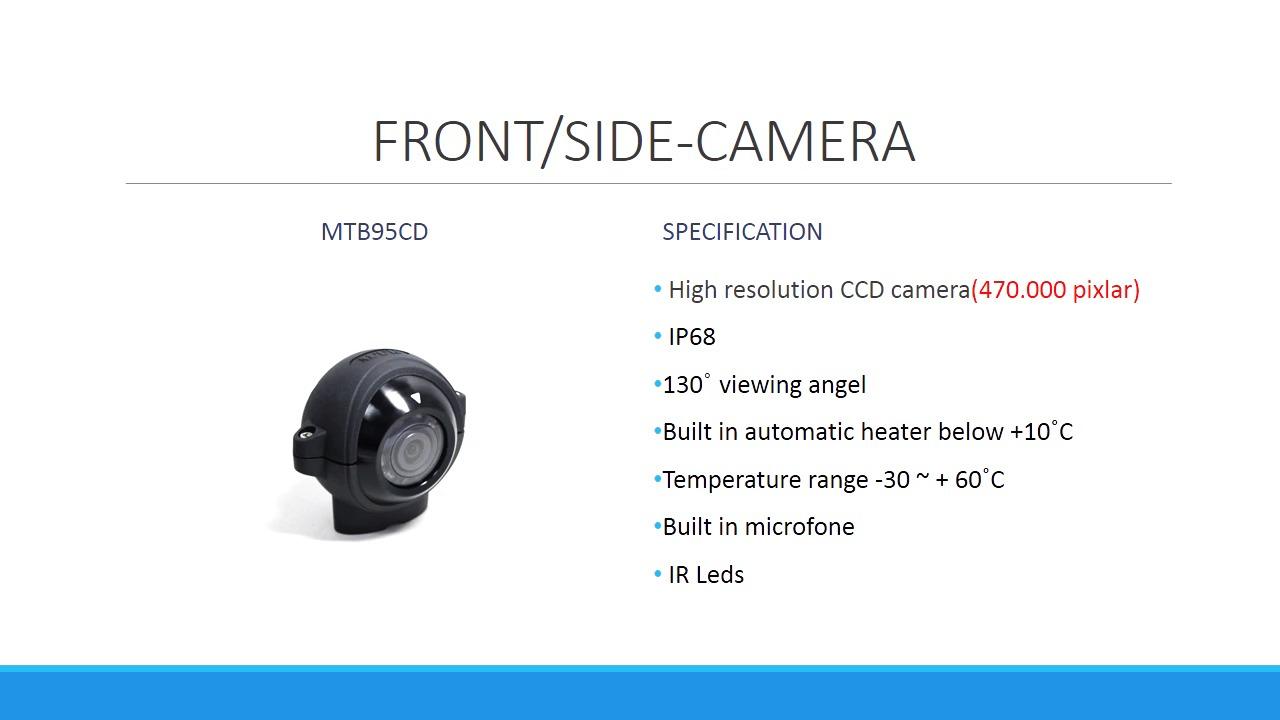 MTB Cameras presentation