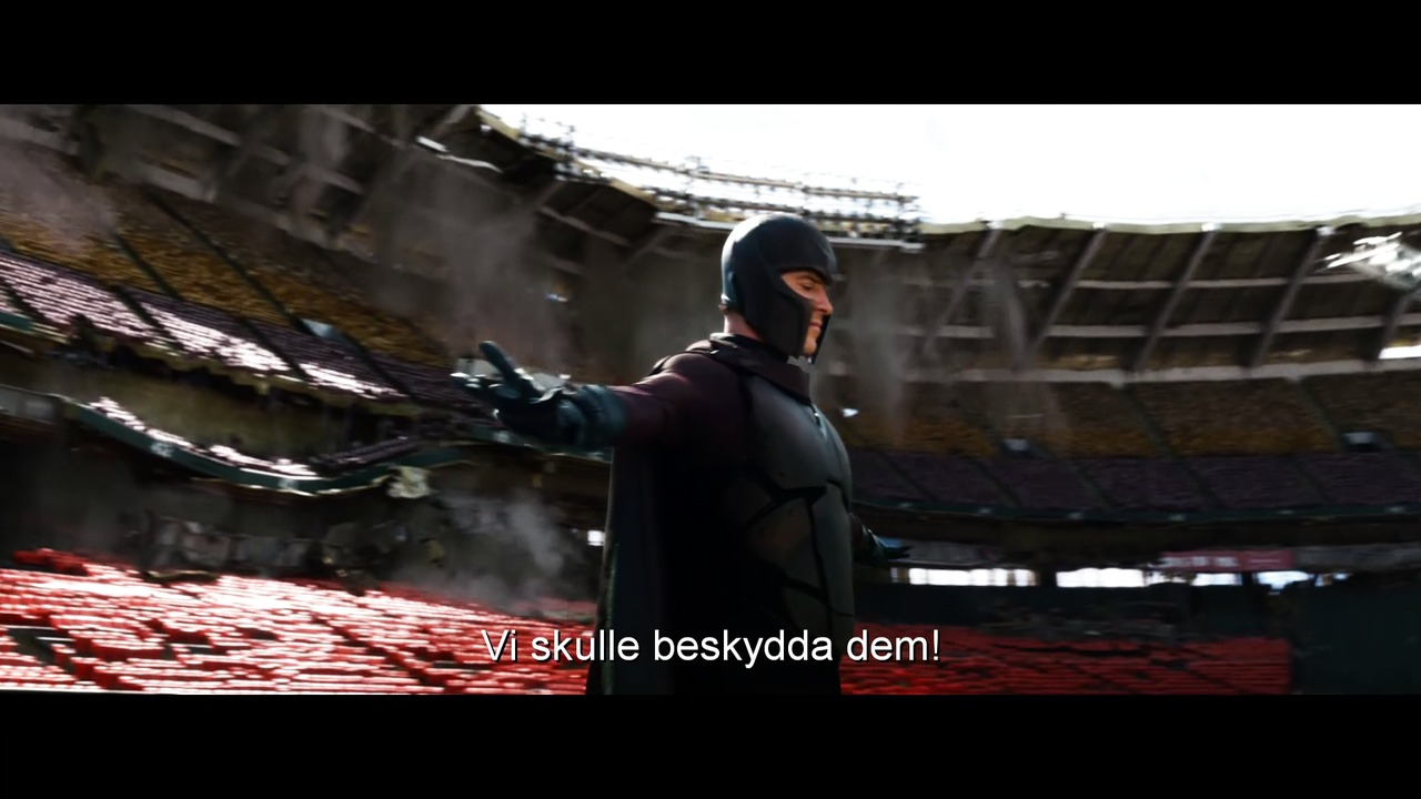 X-MEN: DAYS OF FUTURE PAST- Biopremiär 23 maj - Trailer 2