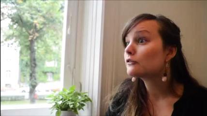 Stipendiat Emilia Engman berättar om sin idé