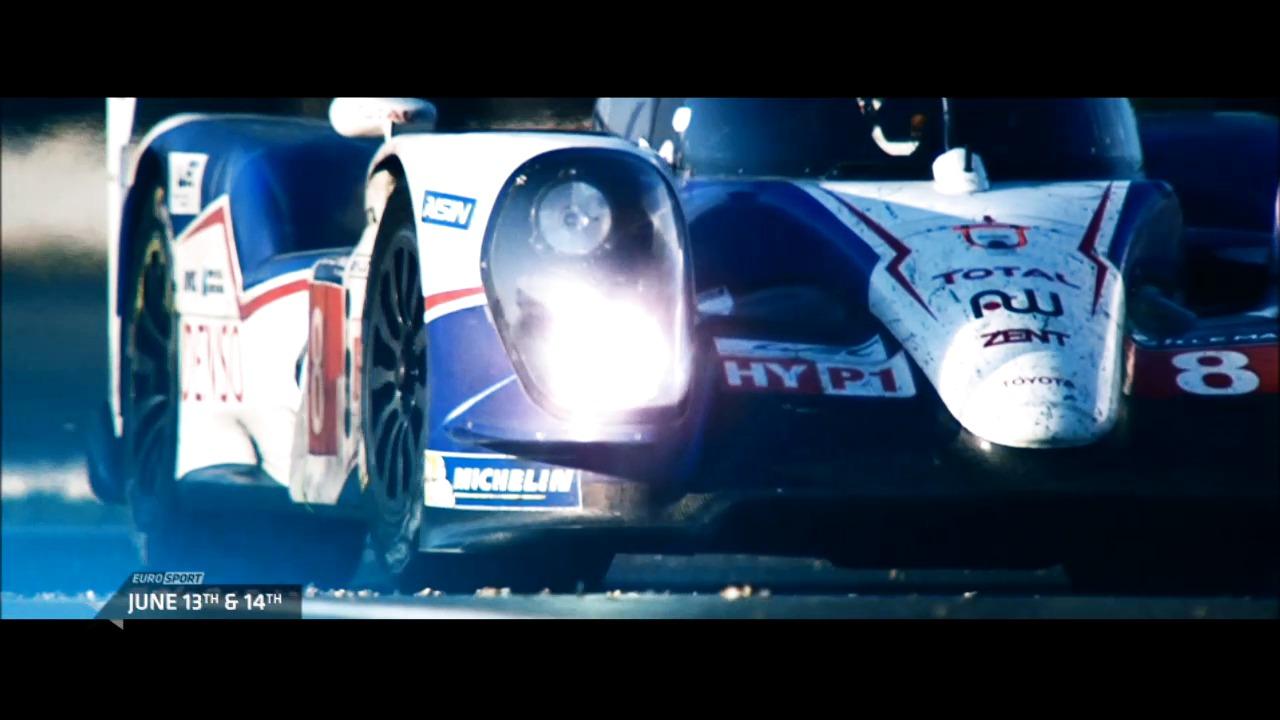Teaser: Le Mans 2015