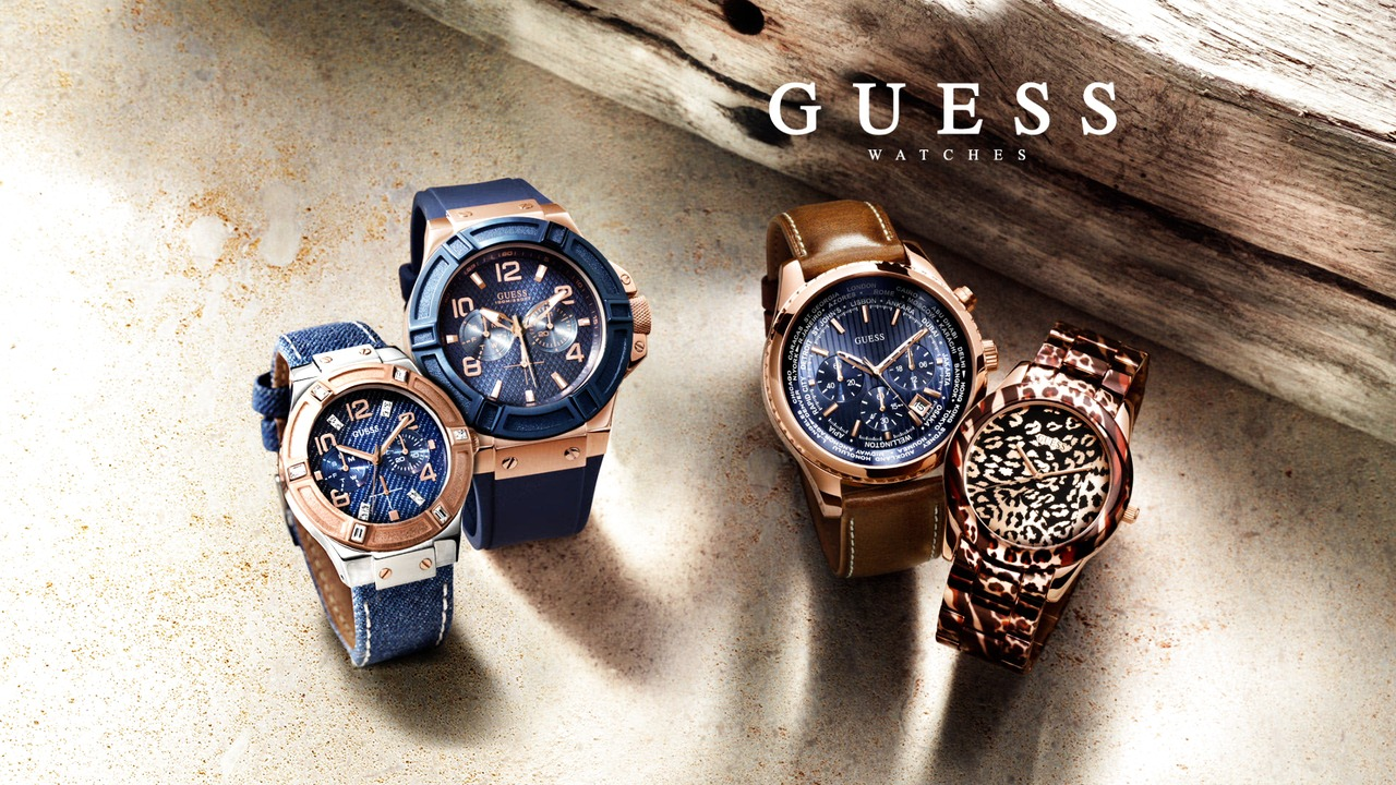 Guess Watches Fall/Winter 2014