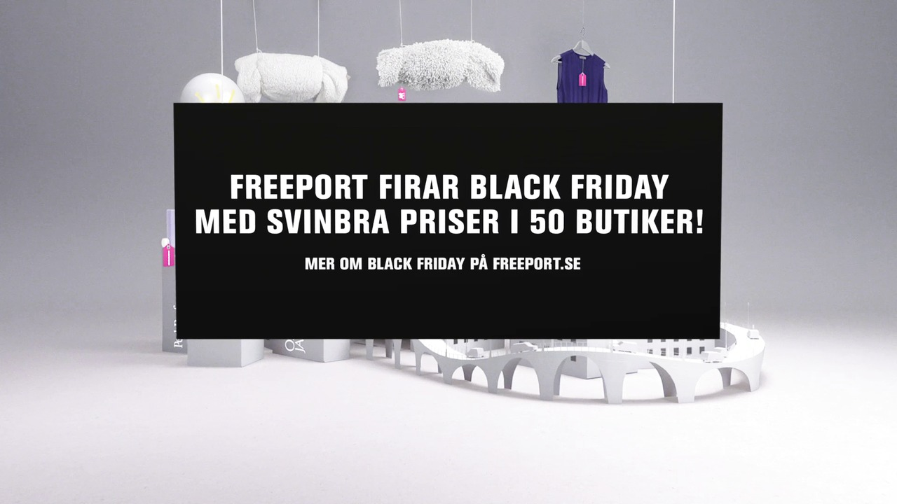Freeport Black Friday
