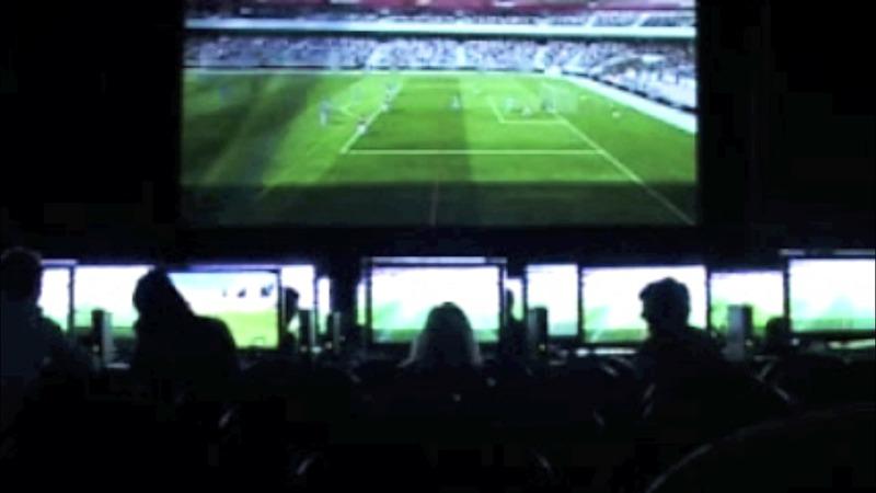 Boden först i världen med nytt TV-spel