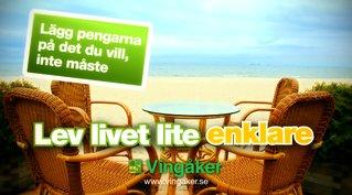Lev livet lite större, billigare, enklare, friare