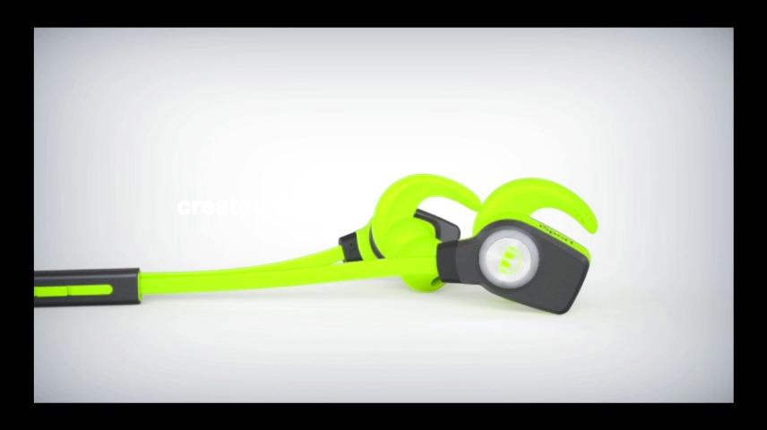 Monster iSport Wireless in-ear SuperSlim