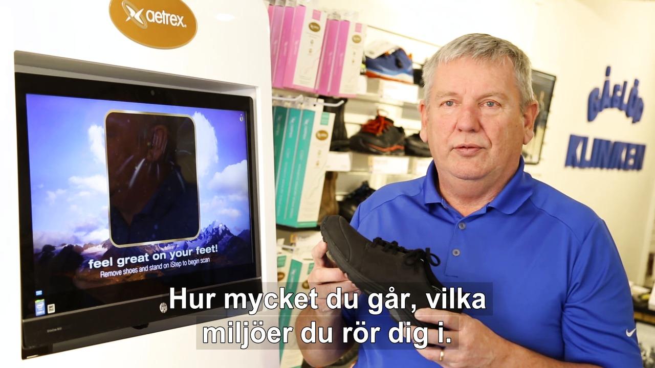 Gå & Löpkliniken, vår verksamhet (textad)