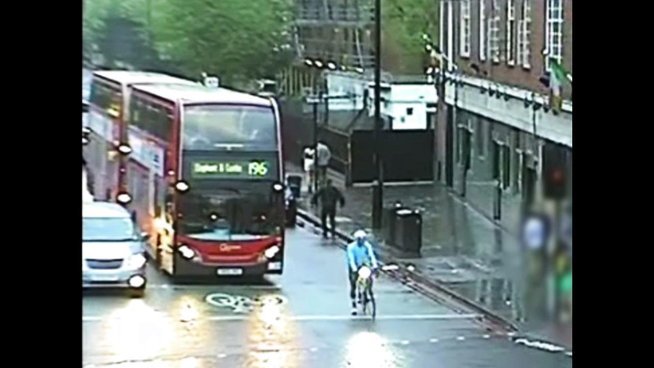 CCTV following Lambeth robbery