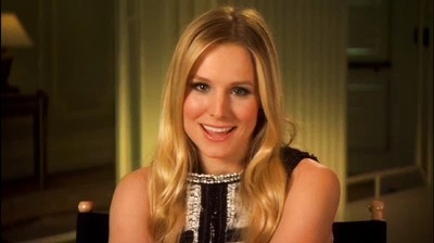 Kristen Bell; 'To everyone who has ever had a hand in any Universal picture, Happy Birthday!'