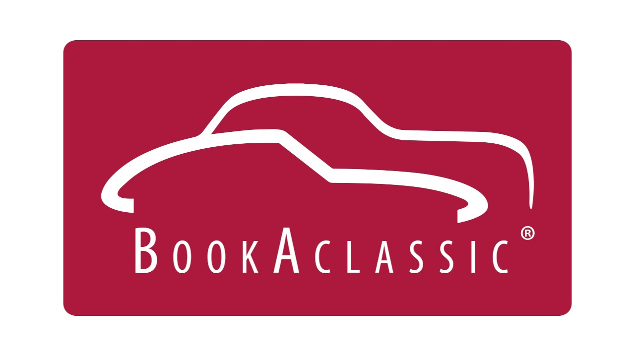 Booking a classic or dream car couldn't be easier with BookAclassic!