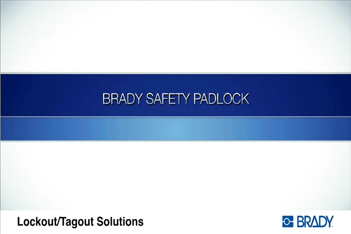 Brady Lockout / Tagout Devices
