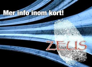 Zeus -mer information inom kort