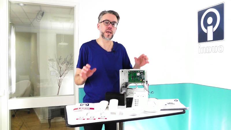 GSM-larmpaket