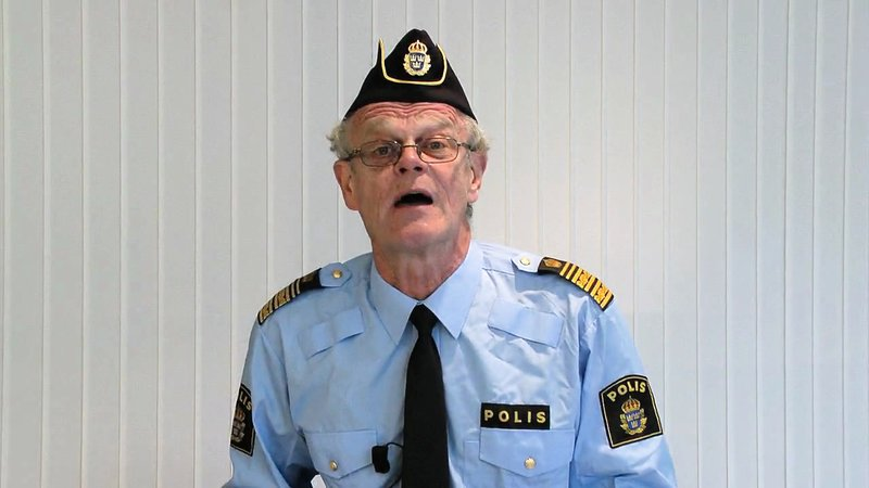 Björn Eriksson - Stora Turismpriset 2009 till Ystad