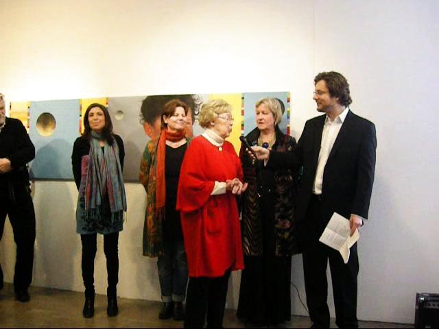 Inre & Yttre Rymden - forskare och konstnärer i samarbete på Edsvik konsthall