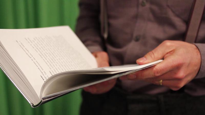Claes Hemberg om nya boken Vad är pengar?