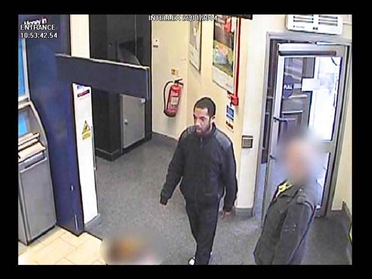 Robbery at Barclays Bank