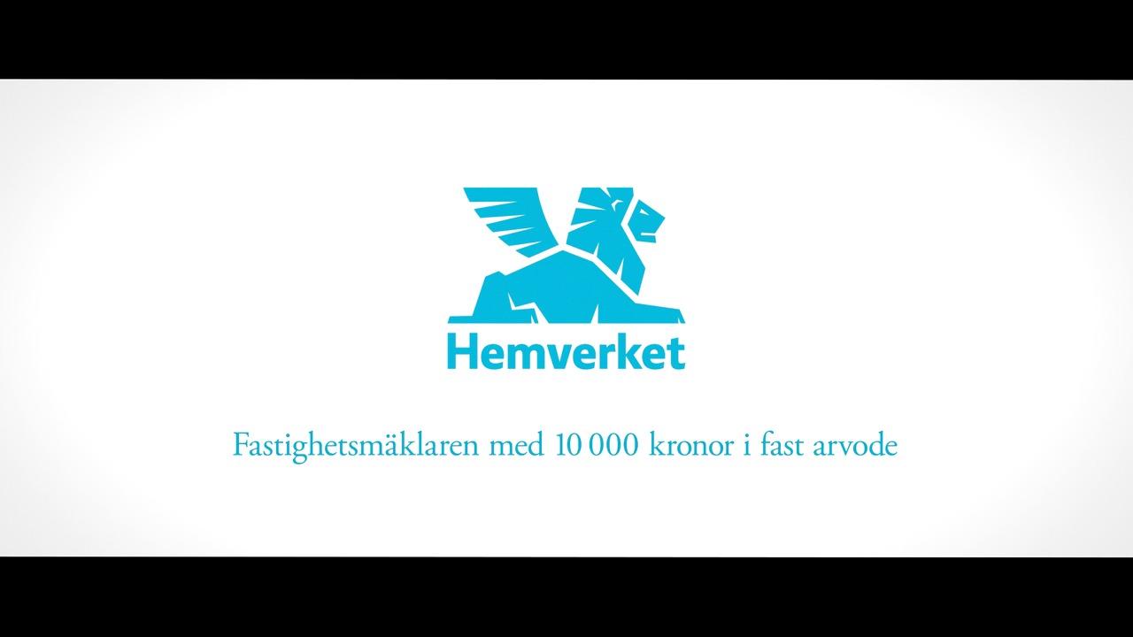 Fastighetsmäklaren med 10 000 kronor i fast arvode - Hemverkets TV-reklam 2: Karta vs GPS