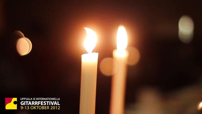 Uppsala internationella Gitarrfestival önskar alla efter ett succéfyllt  2012 ett mycket spännande kulturår 2013!