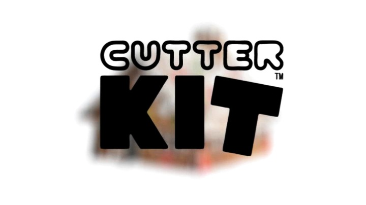 Pepparkakshusformen CutterKit