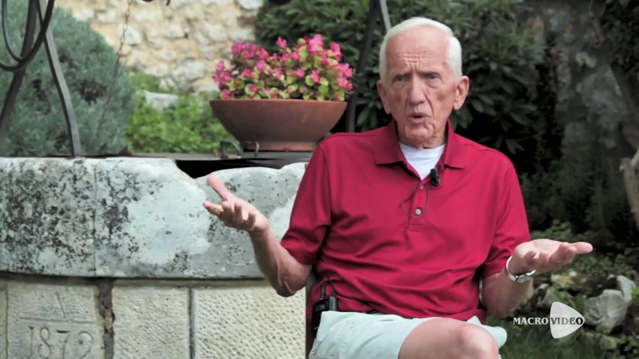 Colin Campbell PhD - forskare och författare till Kinastudien som startade vegovågen
