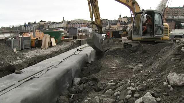 Pihl & Søn opfører tunnel i Stockholm til deres nye cityring