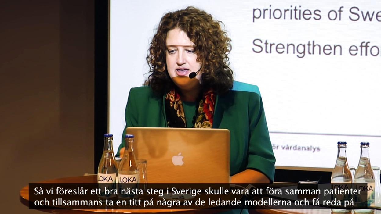 Hur kan man öka patientcentreringen i Sverige?