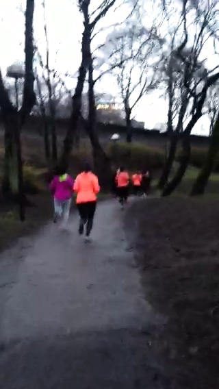Backintervaller med B.A.B.Y. Runners Team Sthlm
