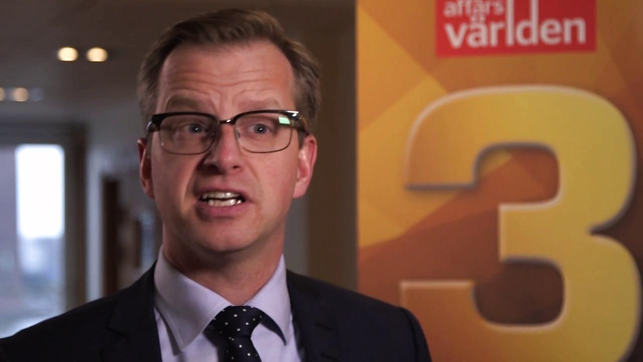 Närings- och innovationsminister Mikael Damberg på 33-listan