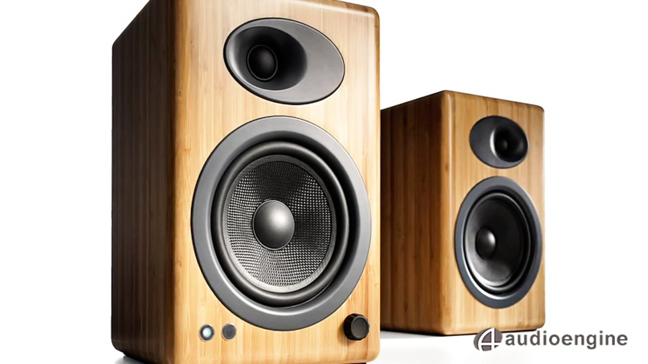 Audioengine 5+ højttalere