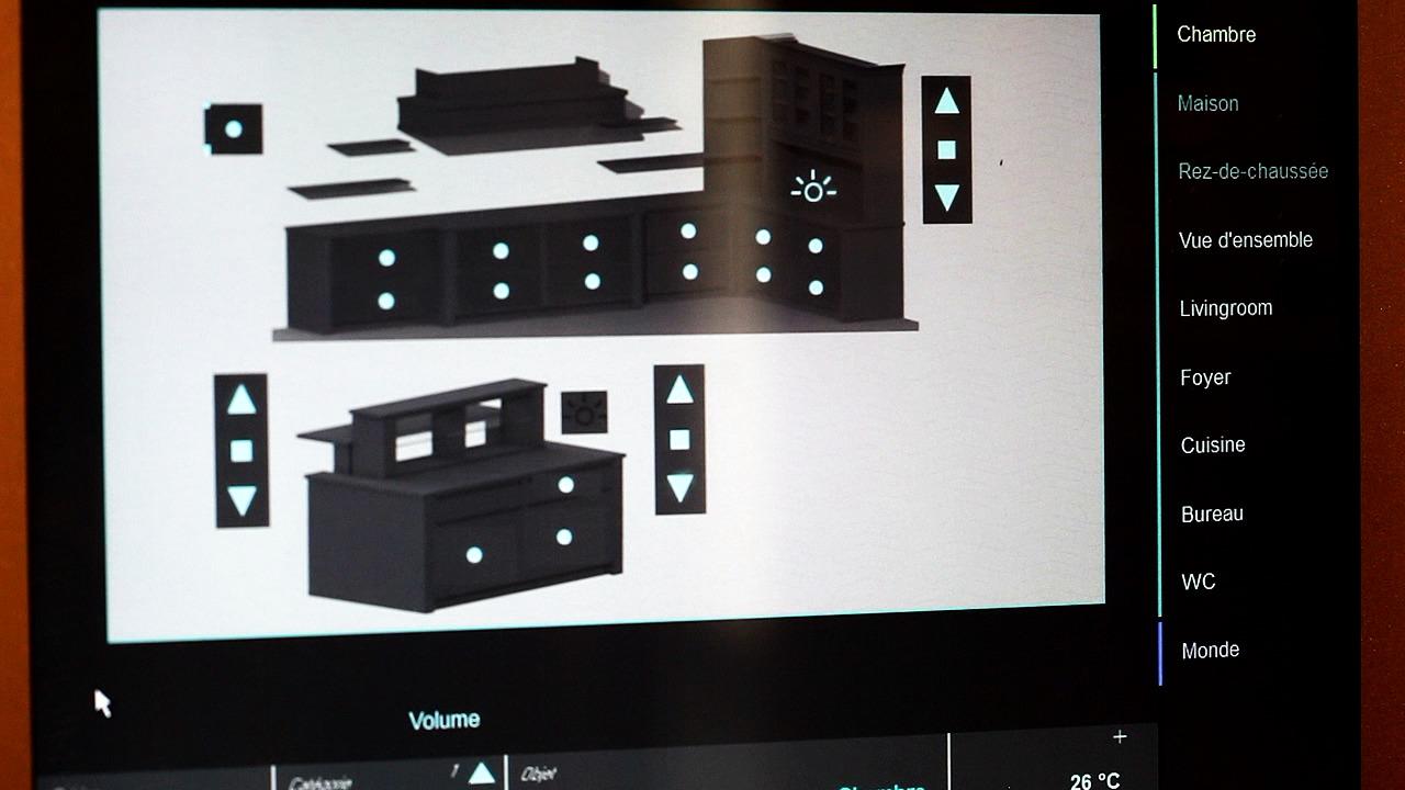 GAIO - Fremtidens kjøkken - Talekontroll og Video Display Terminal